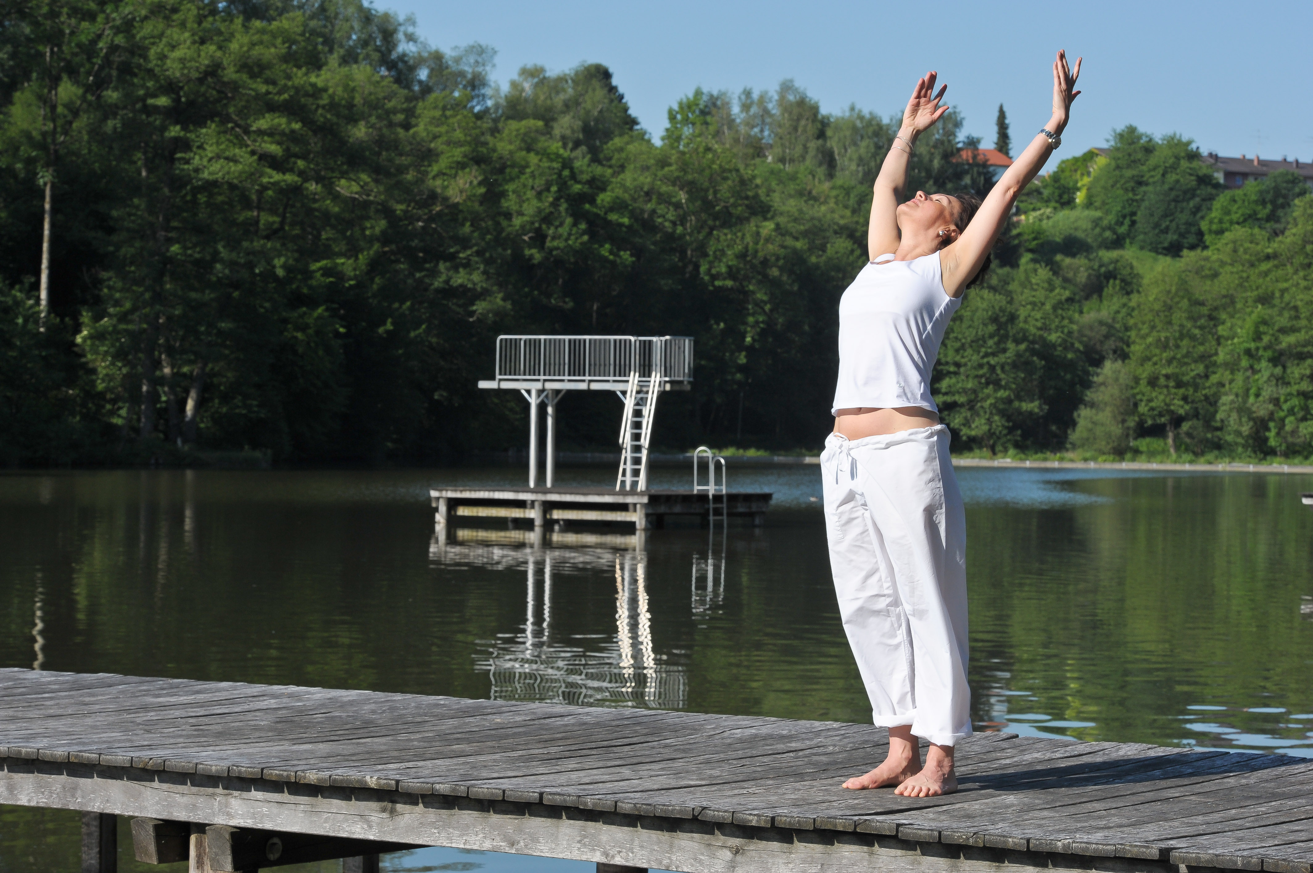 Yoga am Klostersee | Mit Annette Voith